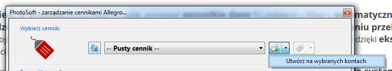 0ad1df4dadde95 Cenniki dostawy Allegro - EasyUploader - forum użytkowników
